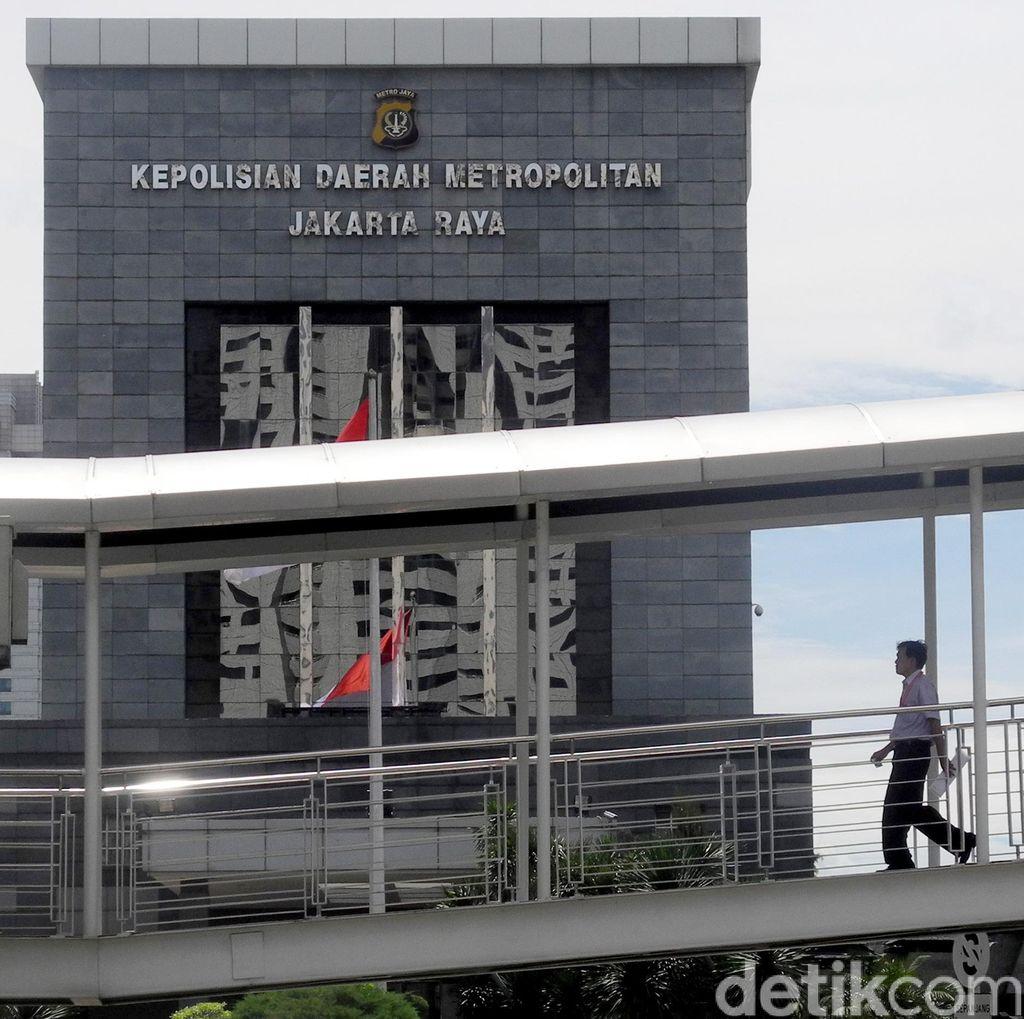 Sejumlah Perwira Menengah di Polda Metro Jaya Dirotasi