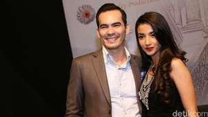 Pernikahan Atalarik & Tsania Digelar Tertutup