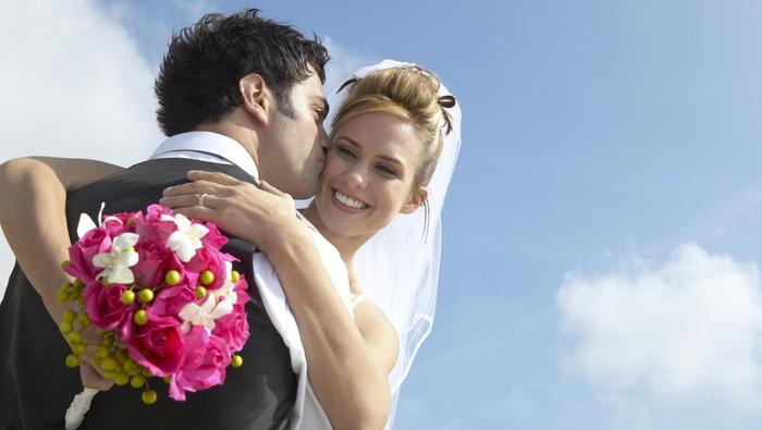 Ilustrasi pasangan menikah. (Foto: Thinkstock_)