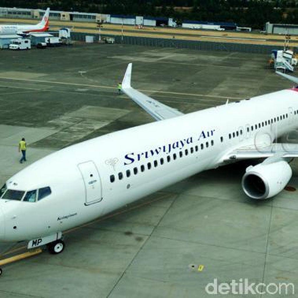 Gabung Garuda, Sriwijaya Air Tetapkan Dewan Komisaris dan Direksi Baru