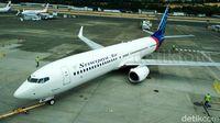12 Pesawat Sriwijaya Air Sudah Operasi Normal