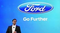 Bos Ford Gabung IBM