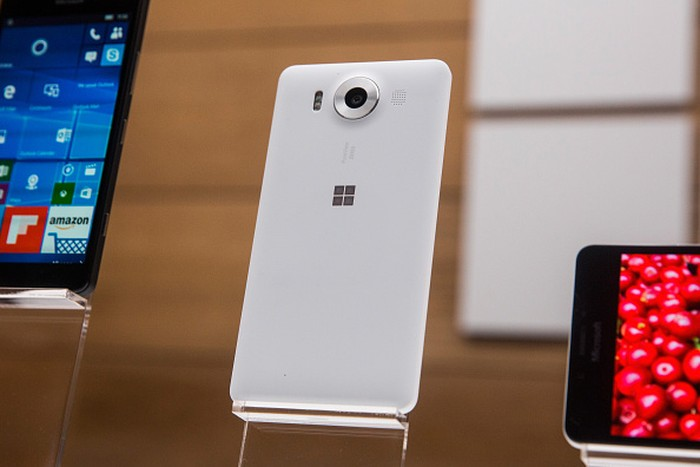 Windows Phone. Foto: Getty Images