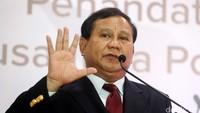 Prabowo Sudah Belanja Rp 15 Triliun di Awal 2020