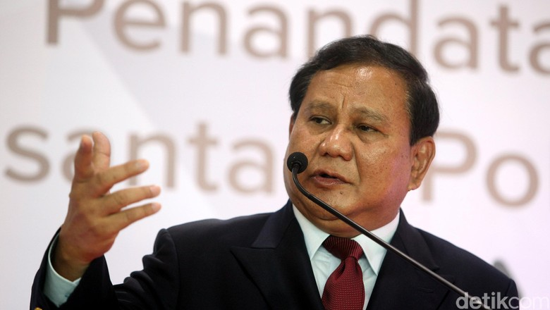 PPP ke Prabowo: Katanya Anti, Kok Mau Adopsi Gaya Asing?