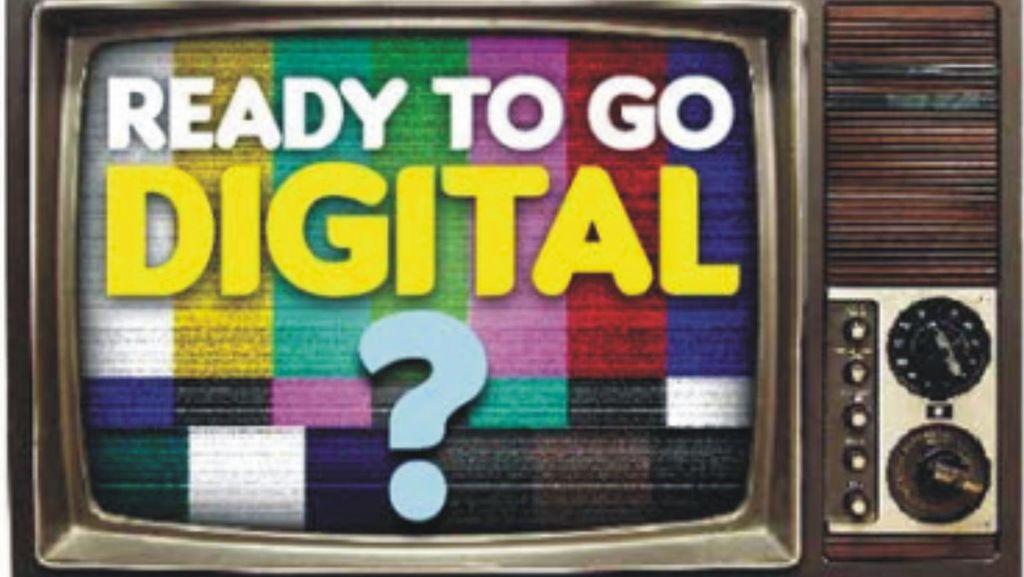 Setelah 9 Tahun, Indonesia Akhirnya Jajal Siaran Digital