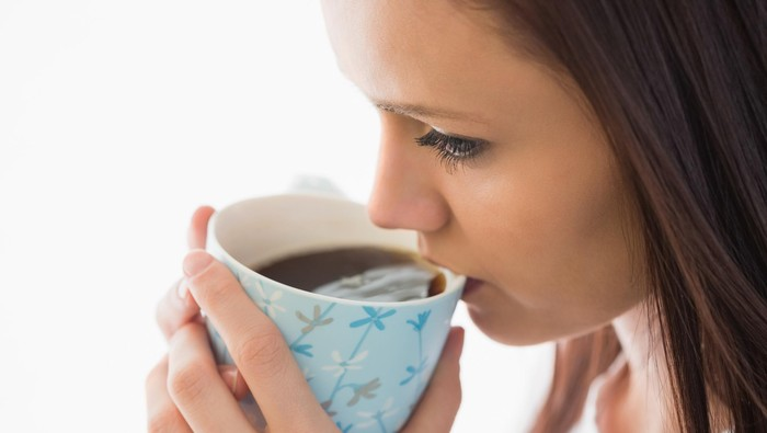 Ilustrasi minum kopi. (Foto: thinkstock)
