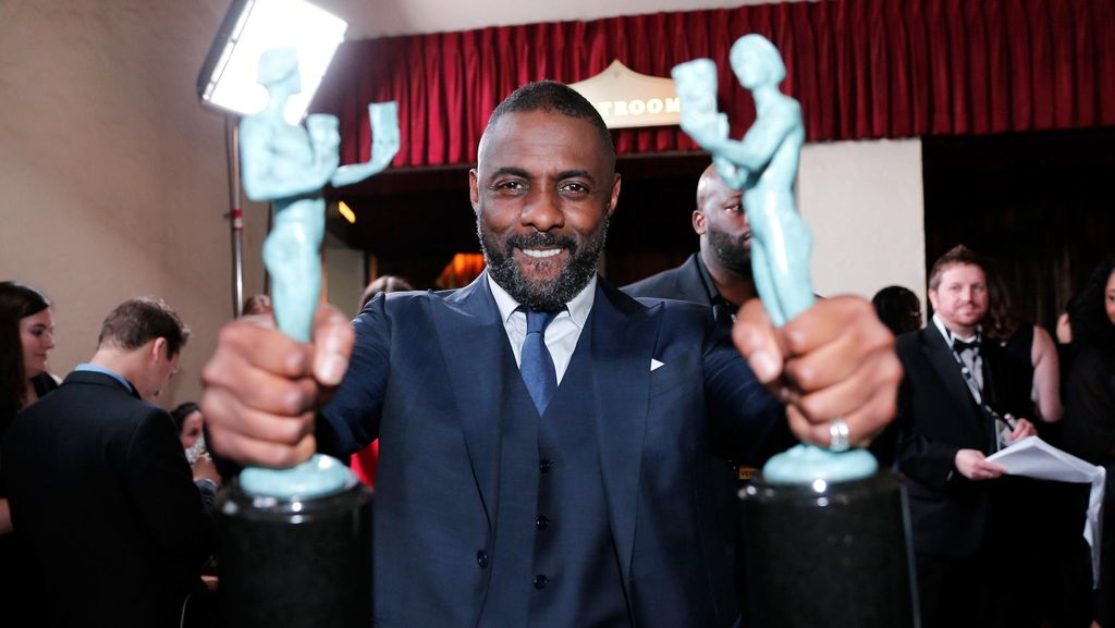 Banyak Deretan Aktor, Idris Elba Paling Tepat Jadi James Bond