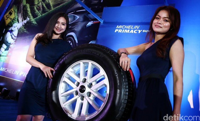 Dengan teknologi tersebut, SUV yang membutuhkan kemampuan pengereman yang maksimal mampu mengerem 2,3 meter lebih pendek di jalan basah.