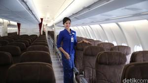 Garuda Indonesia Buka Lowongan Pramugari, Buruan Daftar