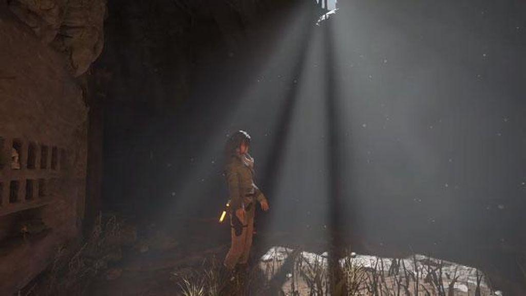 Keren! Tomb Raider 2 Di-remake Pakai Engine Unreal 4