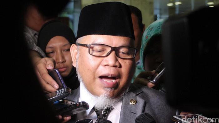 Ketua Mahkamah Kehormatan Dewan (MKD) Surahman Hidayat  (Foto: Lamhot Aritonang/detikcom)