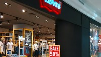 Penjualan Jeans Levis Turun 62%, 700 Pekerjaan Bakal Dipangkas