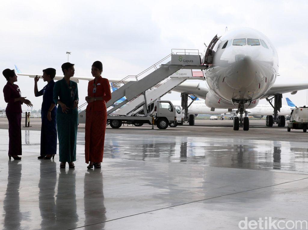 Soekarno-Hatta Bandara Ngaret?