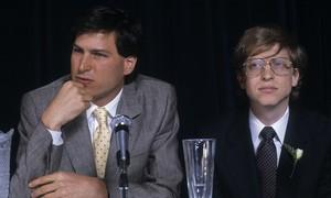 Kisah Hubungan Unik Bill Gates dan Steve Jobs