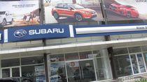 20 Subaru Sitaan akan Dilelang Bea Cukai