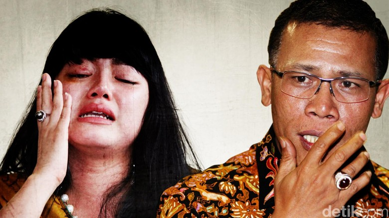 Sambangi Mabes Polri, Aktivis Perempuan Desak Kasus Masinton Diteruskan