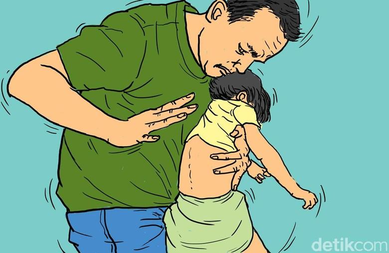 Pemuda Sukabumi yang Pukul Anak Perempuan Diperiksa Kejiwaan
