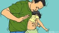 KPAI Ungkap Fakta Viral Anak Kecil Dibanting Pria