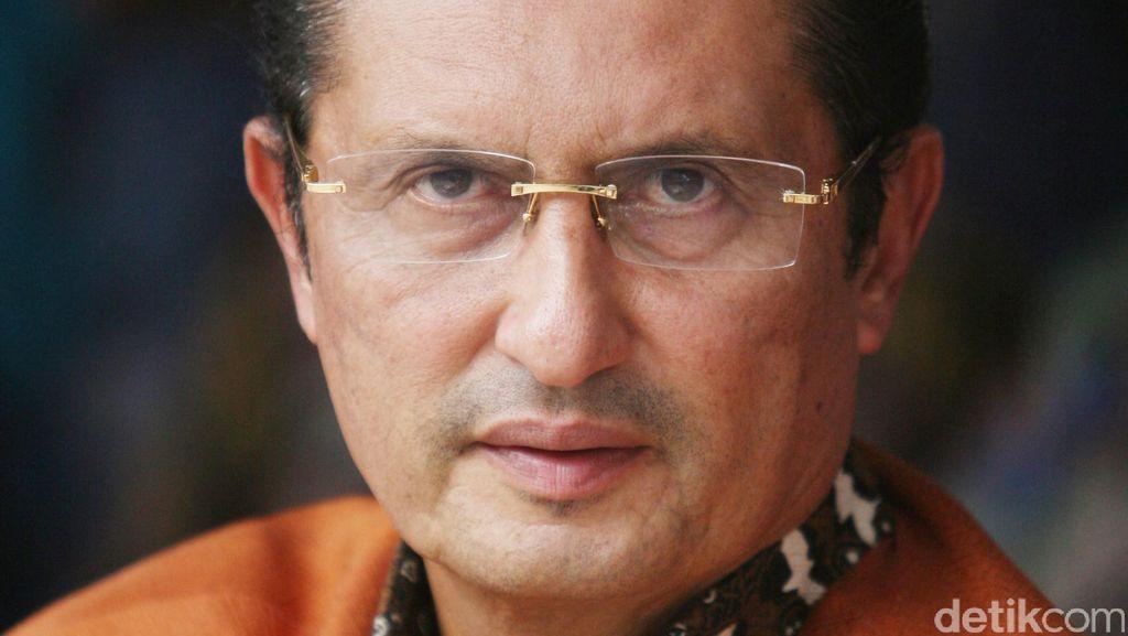 Fadel Muhammad Legawa Tak Jadi Ketua MPR: Buat Apa Maju Kalau Kalah?