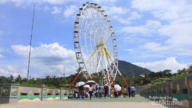 Taman rekreasi di Sentul, Bogor