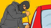 Miris! Mobil Perpustakaan Keliling di Bengkulu Dipreteli Pencuri