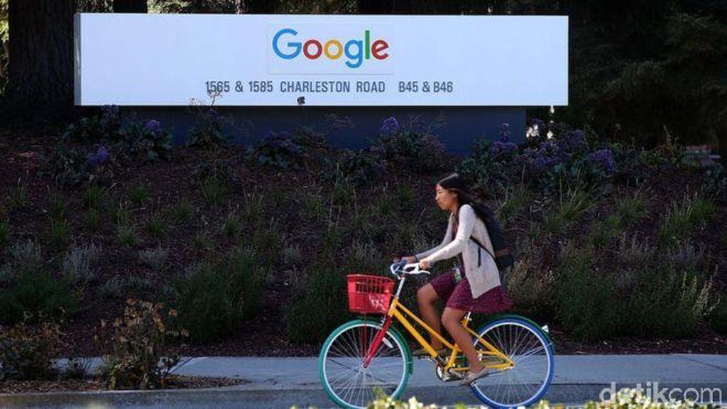 Corona Bikin Event Terbesar Google Dibatalkan