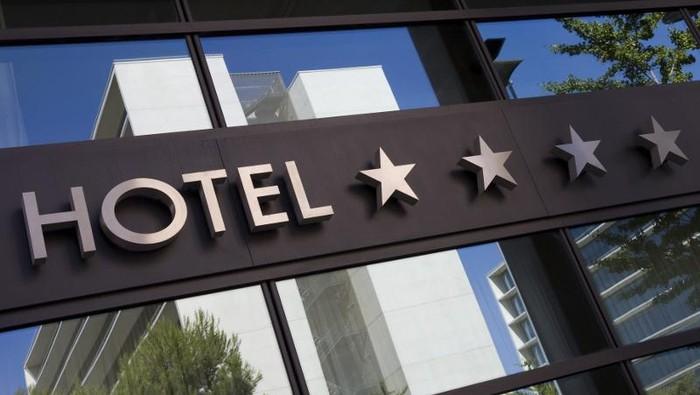 Ilustrasi hotel