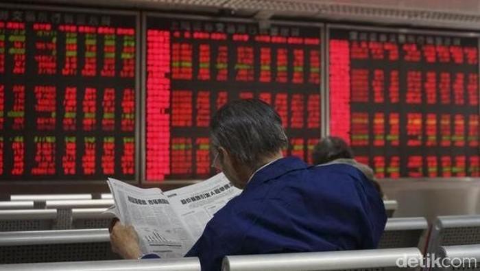 Bursa Saham Asia Berguguran