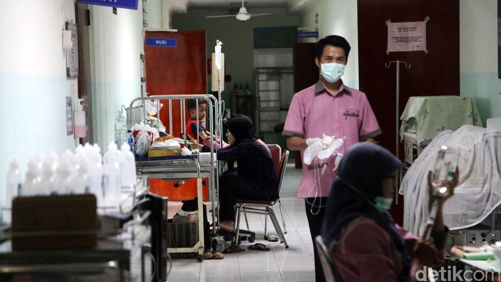 22 Mei Pengumuman Pemilu, Kemenkes Siagakan RS dan Layanan Kesehatan