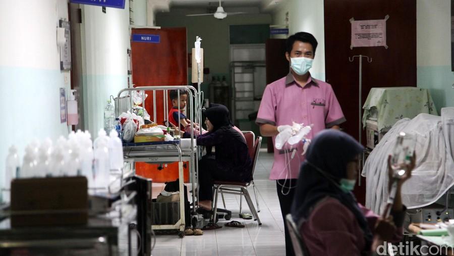 Nyoblos di Rumah Sakit