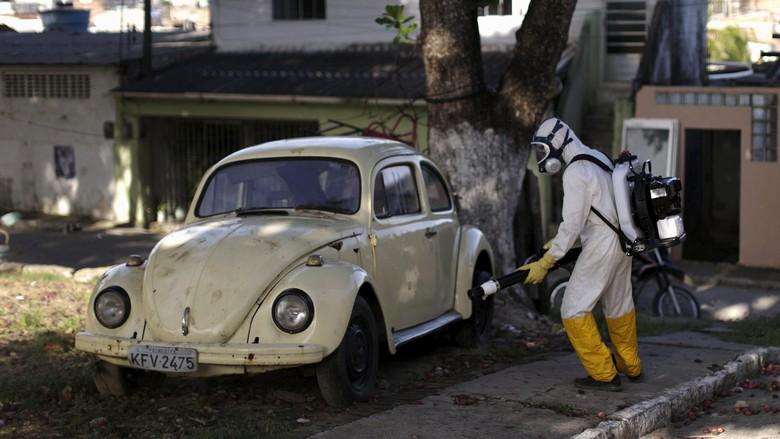 Pencegahan Penyebaran Virus Zika di Berbagai Negara