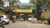 Wah di Taman Lalu Lintas Bandung Bakal Ada Kereta Cepat Mini