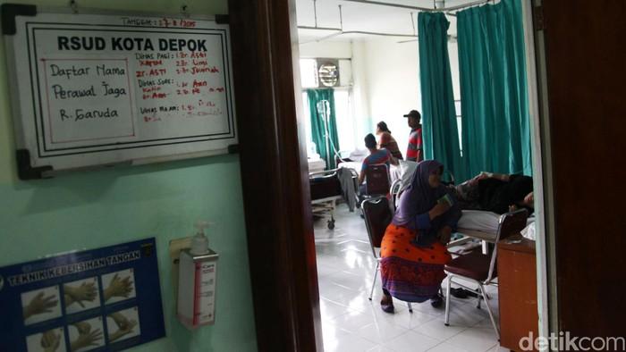 Pasien tak perlu bayar selisih biaya bila RS menaikkan kelas perawatan (Foto: Grandyos Zafna)