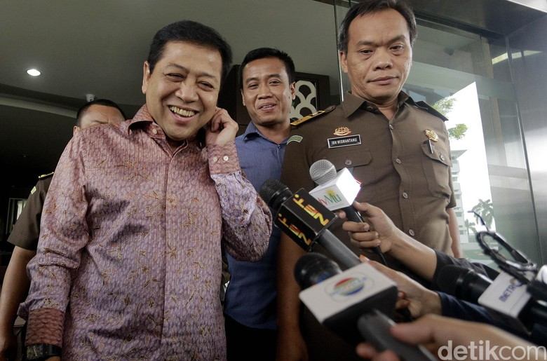Ide Anggota DPR Dapat Paspor Hitam Berasal dari Setya Novanto