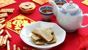 Ini Kandungan Kalori dari Seporsi Yee Sang dan Nian Gao