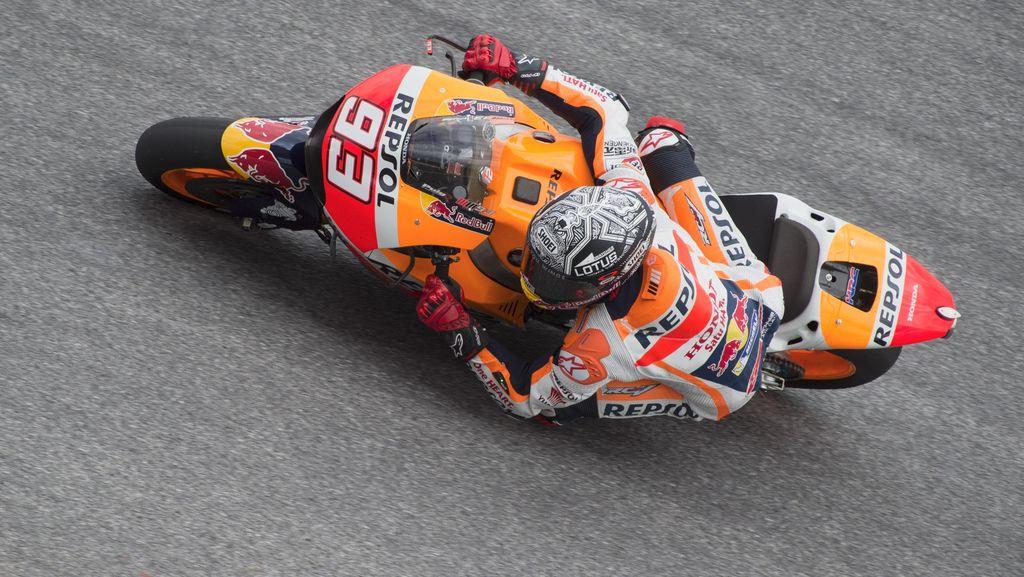 Usai Tes Pramusim Balap 2016, Marquez Akui Yamaha Lebih Cepat