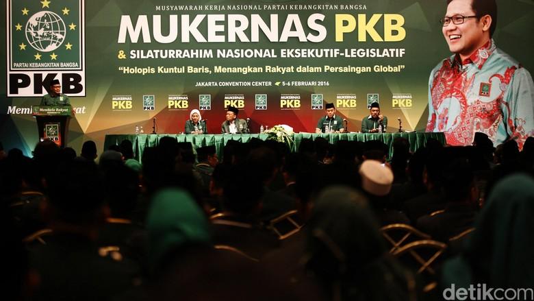 PKB: 4 Menteri dari Kami di Kabinet Kerja Adalah Warga NU