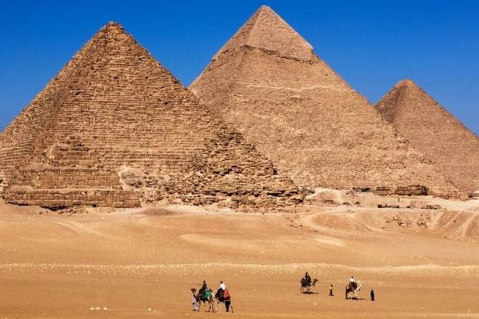 Piramida Giza, Mesir