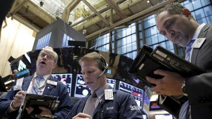 Bursa saham Wall Street di AS