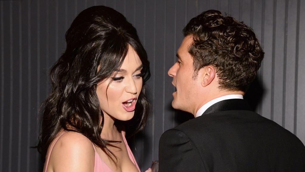 Katy Perry Senang Bisa Dekat Lagi dengan Orlando Bloom