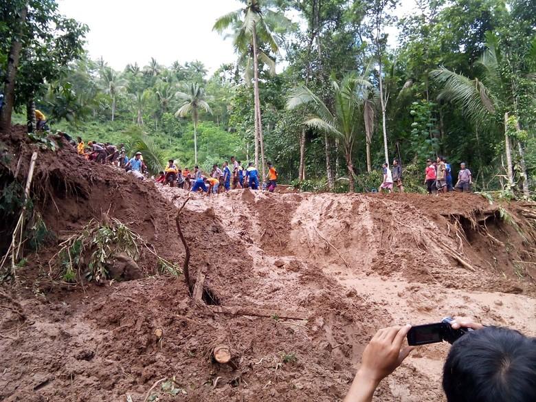 47 Orang Tewas Akibat Bencana Longsor di Purworejo