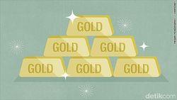 Harga Emas Lagi Tinggi, Belinya Kini Bisa Murah dan Makin Mudah