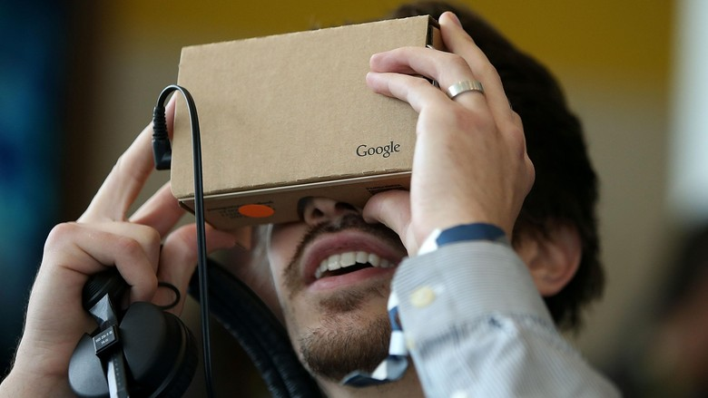 Foto: Google Cardboard (Gettyimages)