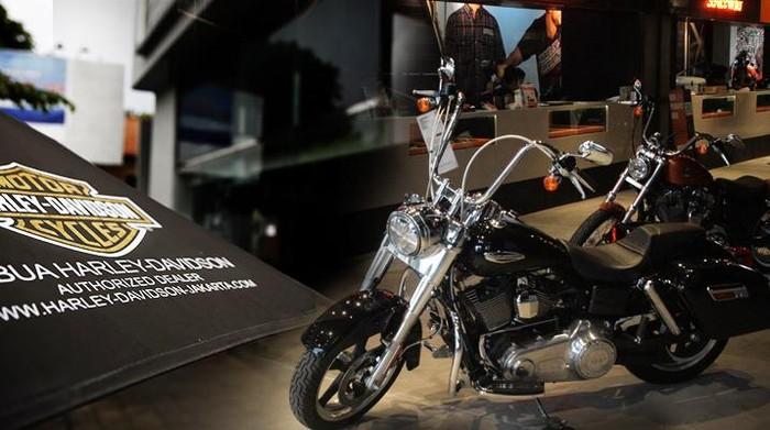 Insert Fokus Harley-Davidson