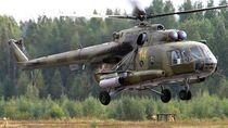 Helikopter Militer Rusia Jatuh di Bandara, 4 Orang Tewas