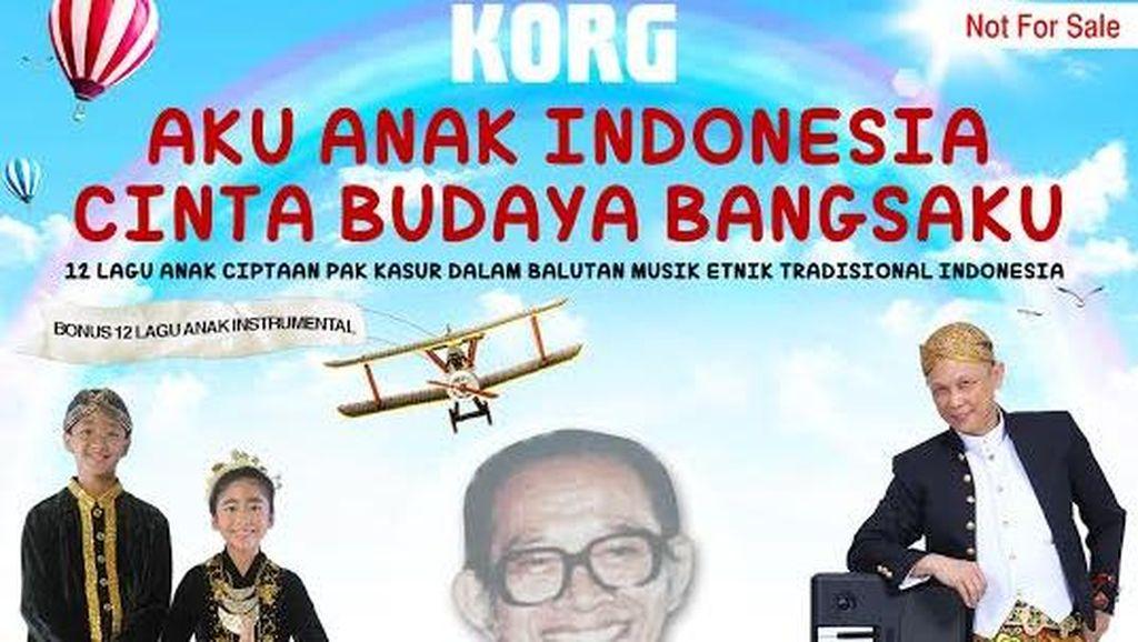 Dear Fadli Zon, Potong Bebek Angsa Karya Pak Kasur Jangan Kau Nodai