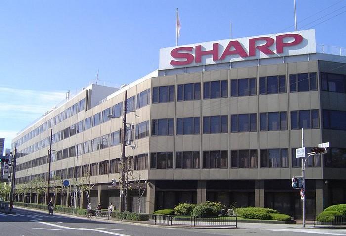 Kantor Sharp. Foto: E Weekly