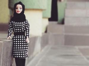 Hijarbie, Barbie Berhijab yang Populer di Instagram