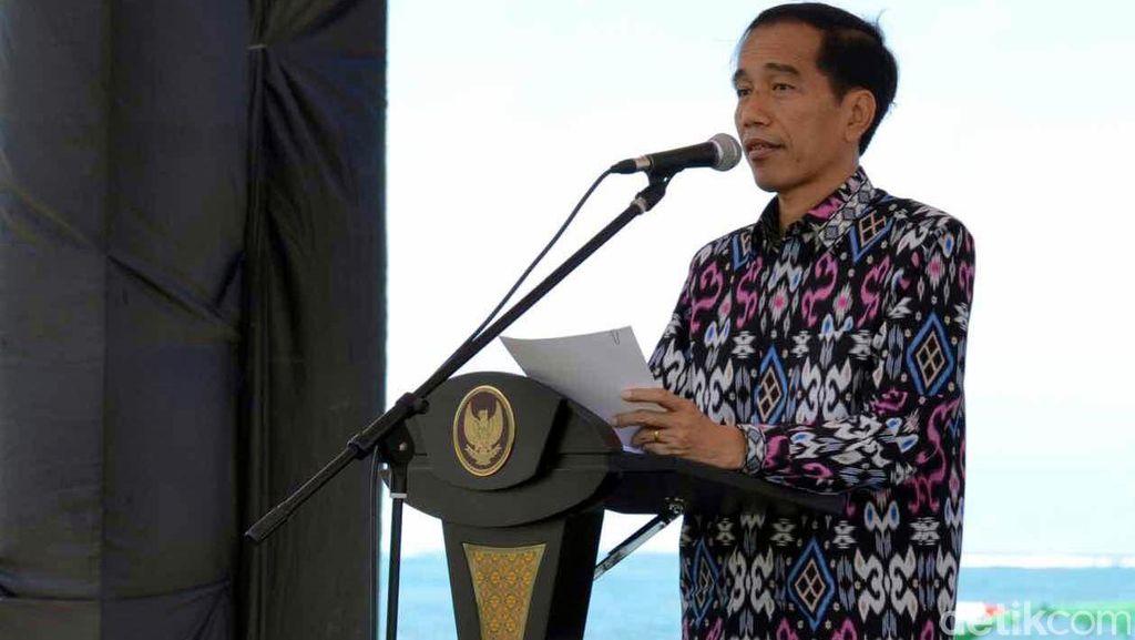 Jokowi Teken Perpres Percepatan Pembangunan Infrastruktur Ketenagalistrikan